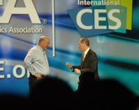 Gary Shapiro and Steve Ballmer are ready to rumble!