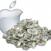 Apple and a Pile of Money