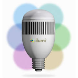 Last Chance for ilumi LED Smartbulb Controlled from iPhone for $79