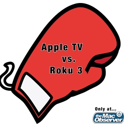 Apple TV vs. Roku 3