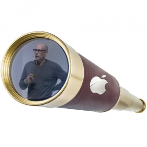 Apple's Clear Vision