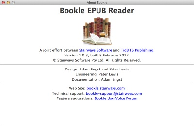 Bookle About