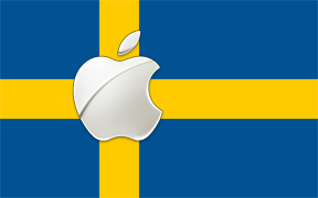 Apple may be headed to Sweden