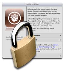 JailbreakMe hack to get patched