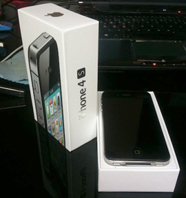 iPhone 4S in Germany