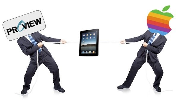 Proview vs Apple iPad