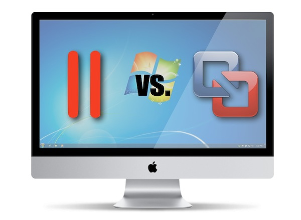 VMware Fusion 5 vs Parallels 8 Benchmarks