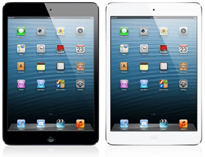 The iPad's real competition is the iPad mini