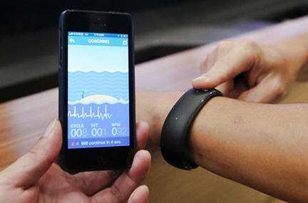 Hon Hai gets into the iPhone smartwatch game