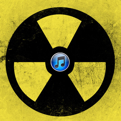 Apple Forbids Users from Using iTunes to Make Nuclear Bombs