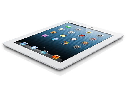 Apple's new entery level tablet: The fourth gen iPad
