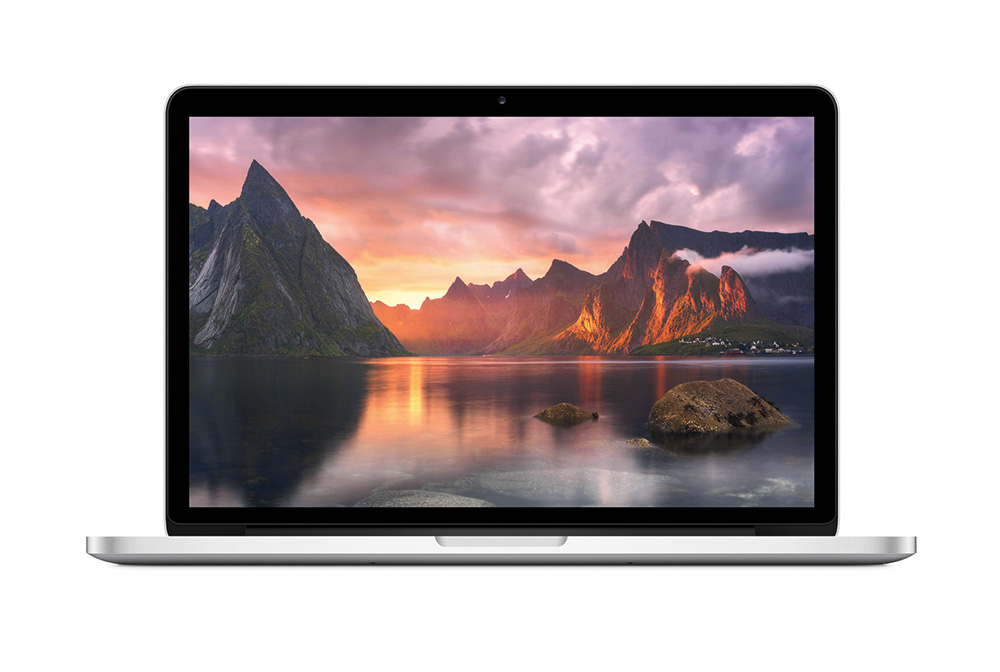 Apple's Retina MacBook Pro gets a speed bump and more RAM