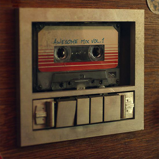 Star-Lord's Awesome Mix, Vol. 1 from Guardians of the Galaxy