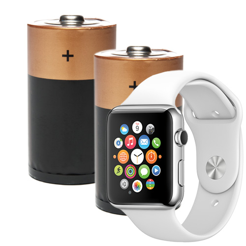 Apple Watch battery is replaceable by Apple