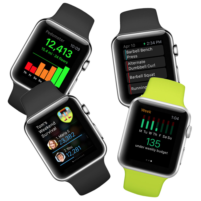 Stay in shape with these great Apple Watch health and fitness apps