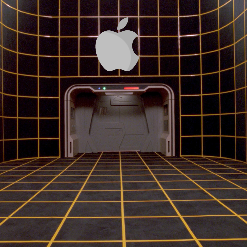 Apple may be working on a 21st Century Holodeck