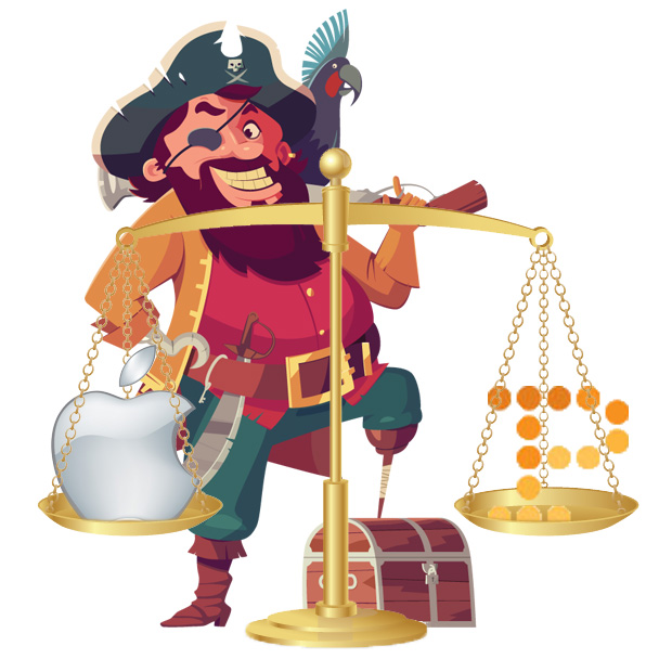 Texas court says Apple didn't infringe on Pendrell's anti-piracy patents