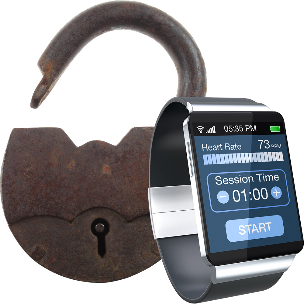 Your fitness tracker may be leaking personal data