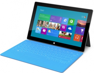 Surface with Touch Cover