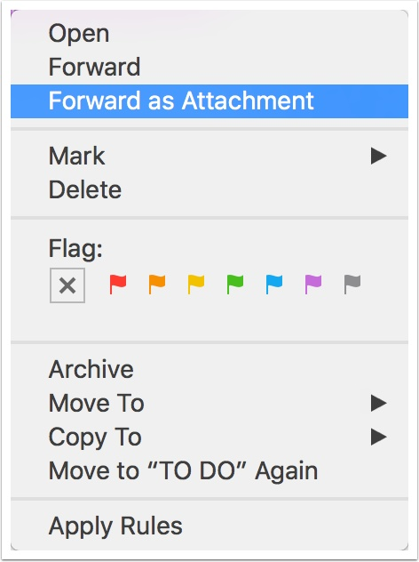 how to send email to undisclosed recipients on mac