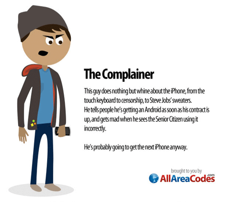 The Complainer