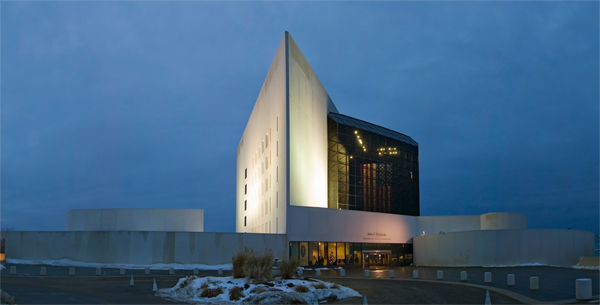 The John F. Kennedy Library