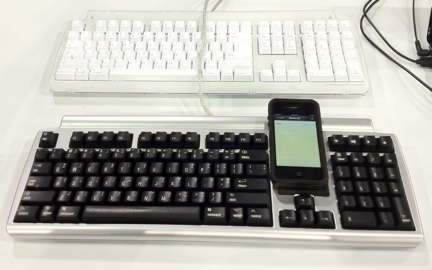 Matias One Keyboard for Mac and iPhone