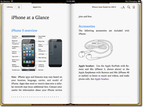 iPhone User Guide for iOS 6