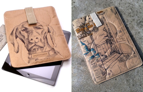 Griffin's Papernomad Cases Let You Customize your iPhone Case with a Pen