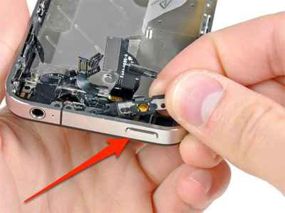 iPhone 4 Power Button