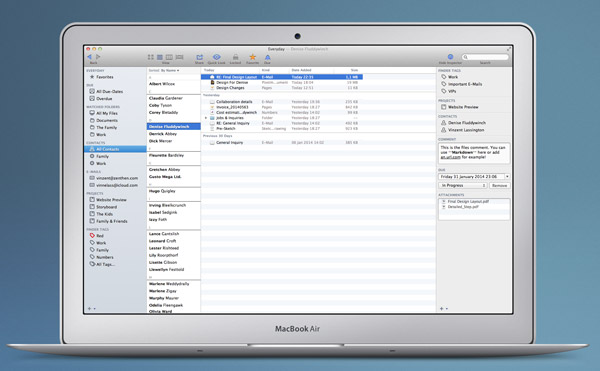 'Everyday' OS X Finder Replacement on Indiegogo Focuses on File Relationships