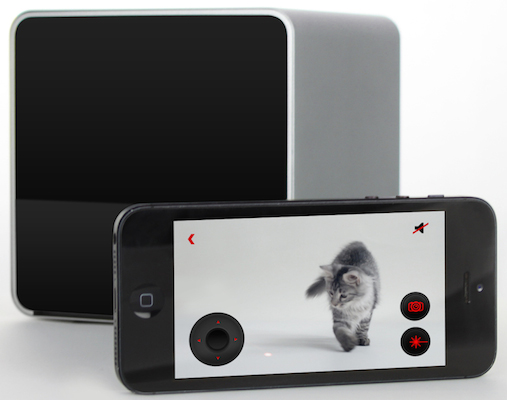 Petcube Device and App