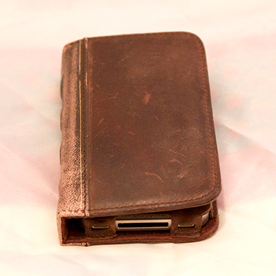 BookBook top view