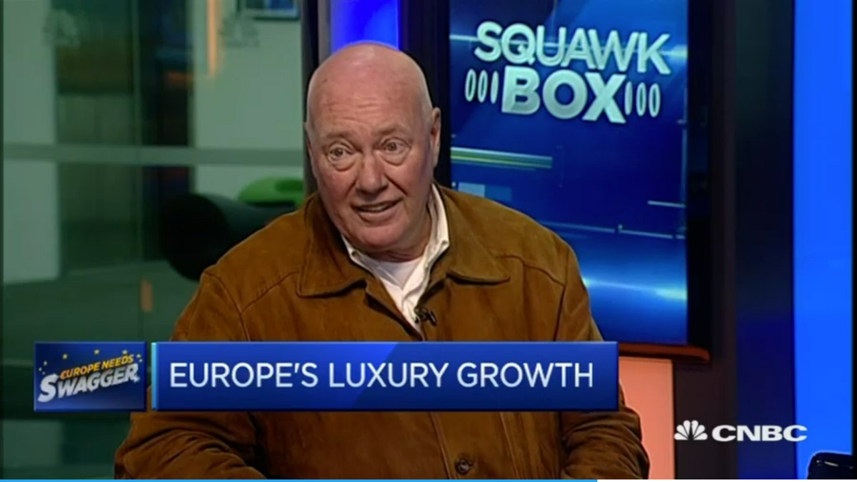 Jean-Claude Biver on CNBC