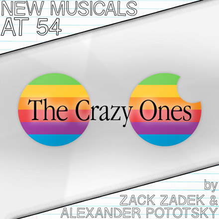 The Crazy Ones, a Broadway Musical about Steve Jobs