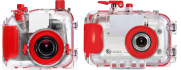 Olympus Underwater Housings