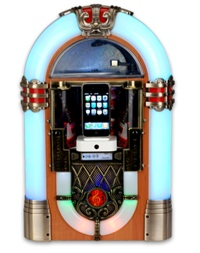 Retro Tune Mini JukeBox Launched for iPhone/iPod | News