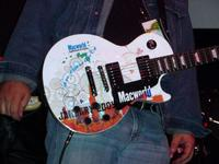 Paul Kent and his...Macworld 2009 Guitar! What did you think we were going to say?!?