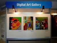 Digital Art Gallery