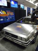 TechRestore and DeLorean