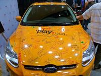 Don't Park Your Ford at Blogworld