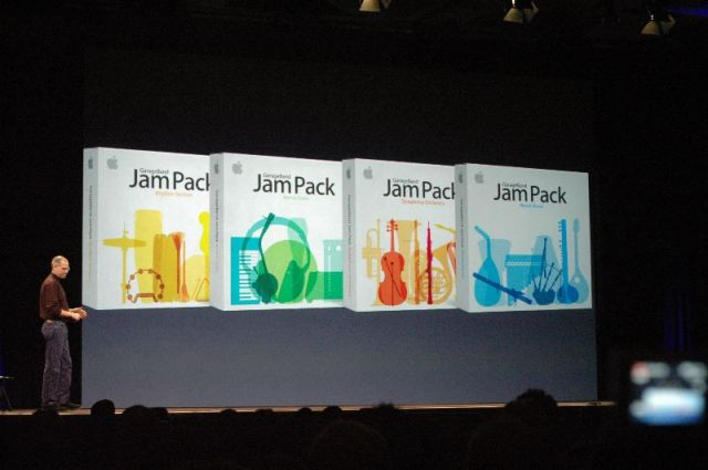 Four new JamPacks