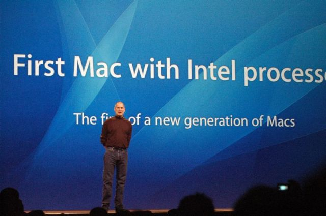 This first of a new generation of Macs.
