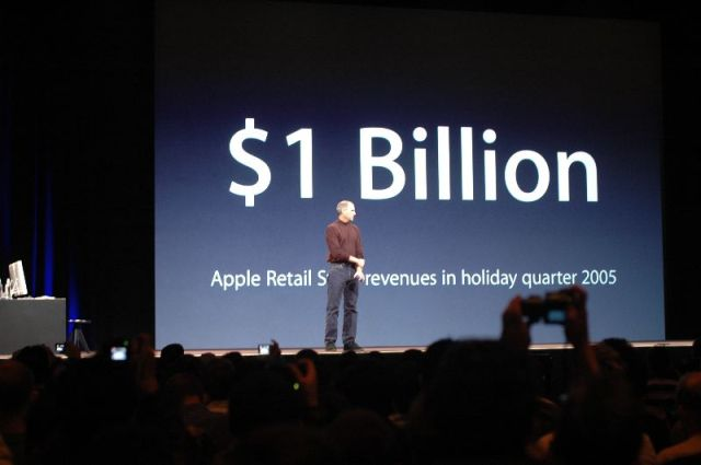 $1 billion in retail sales during the December quarter.