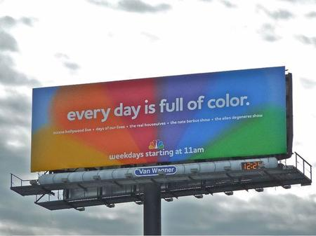 Colorful Billboard