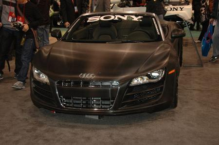 Including this Audi.