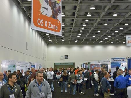 OS X Zone is Packed