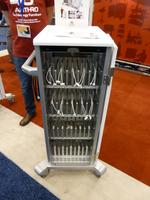 Anthro Tablet Charging Cabinet