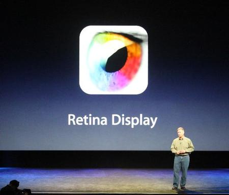Phil Schiller & the Retina Display