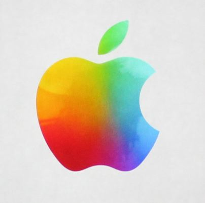New Version of Apple's Logo